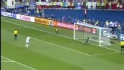 Евро 2012 - Англия 0:0 (2:4 след дузпи) - Италия надигра тотално Англия и се класира за 1/2 финал!