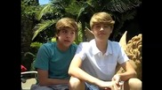 Cole and Dylan Sprouse Name Biggest Star of Summer: Justin Biebers Hair