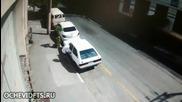 Неудачен опит за кражба на автомобил в Бразилия!