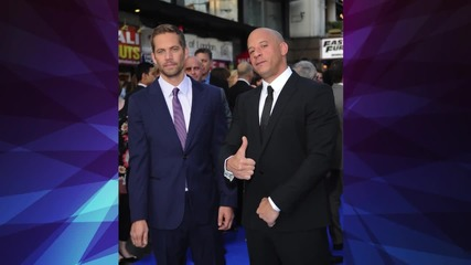 Vin Diesel Names Newborn Daughter After Paul Walker