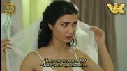 Черни (мръсни) пари и любов еп.38 Елиф и Йомер в сватбения салон руски субтитри * Kara Para Ask