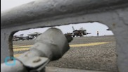 U.S. Conducts Air Strikes in Syria and Iraq Against Islamic State