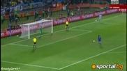 ! Отборът на Парагвай се класира за 1/4 - финалите, след като отстрани Япония след дузпи!