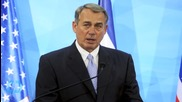 Boehner to Netanyahu: Israel Has 'no Better Friend' Than U.S.