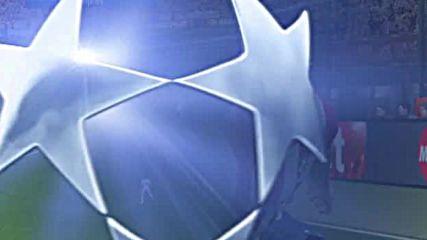 Pes2014 - Atletico Madrid - Real Madrid - първо полувреме (финалът на Шл 2016)