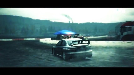 Dirt 3 - Replay Video + Ccorrection