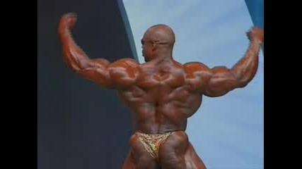 Ronnie Coleman (mr. Olympia 2006)