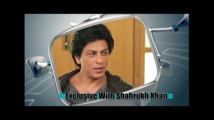 Srk (exclusively) on Brits Bollywood - 1st April 2012 11 30am on Zing