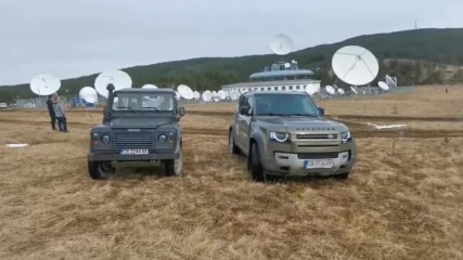 Land Rover Defender: сблъсък на поколения - Auto Fest S05EP06