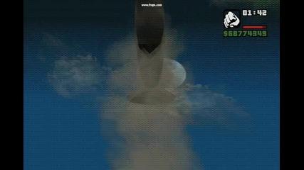 Gta Sa-space Rocket