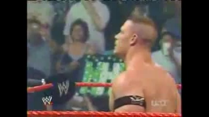 Wwe Jeff Hardy Vs John Cena part 2/2