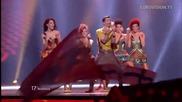 Евровизия 2012 - Молдова   Pasha Parfeny - Lаutar [първи полуфинал]