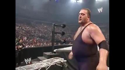 brock lesnar vs big show judgement day 2003