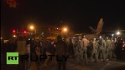 USA: National Guard take to Baltimore's frontline as curfew begins