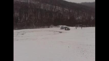 Втори сняг на Стара речка