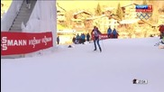 Biathlon Le Grand Bornand Women 10km Pursuit 2013.12.15