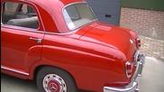 Mercedes Ponton 219 W105 - 1958