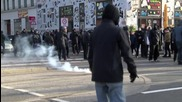 Germany: Police attack Ruptly producer as clashes break out in Leipzig