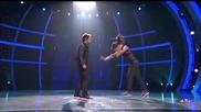 хип хоп танц - Ашли и Джейкъб от Мислиш си че можеш да танцуваш?