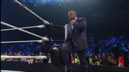 Big Show vs. Randy Orton: Smackdown, June 6, 2014