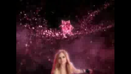 Avril Lavigne Black Star Perfume Fragrance Commercial