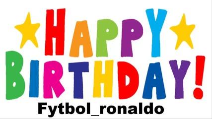 Честит рожден ден vbox!