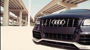 Зверско Audi S5 с джанти Vossen Wheels