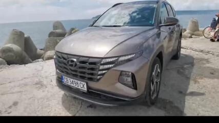 Hyundai Tucson Hybrid и Opel Mokka-e - Auto Fest S05EP21