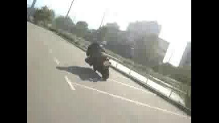 Въртене На Паркинг С Мотори В София