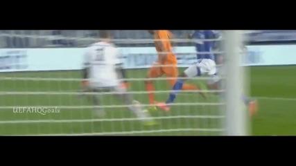 Реал Мадрид прегази Шалке 04 с 6-1 като гост / Hd /