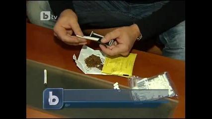 Какво има в цигарите в България?