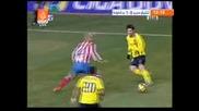 Atletico 0 - 1 Barca (messi) 06.01.09
