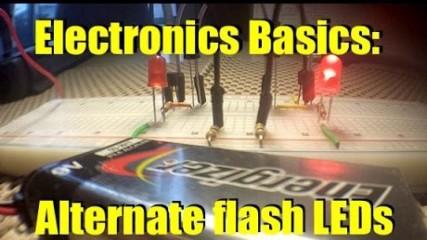 LED Alternate Flasher