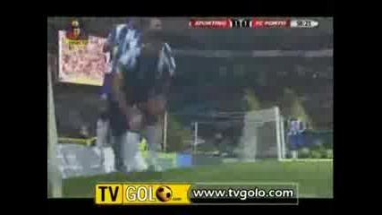 9.11 Спортинг 1 - 1 Порто