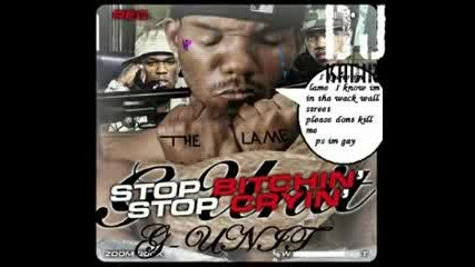 50 Cent - The Game Diss