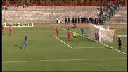 ВИДЕО: Първият гол на мача Хасково - Левски