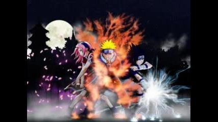 Sasuke Vs Naruto Vs Kakashi