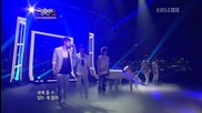 Infinite - Only Tears + The Chaser @ Music Bank (18.05.2012)