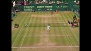 Atp Hale 2005 : Федерер - Хаас