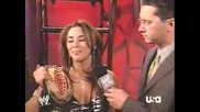 Mickie James The Sweetest Interview