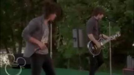 camp rock - jonas brothers - play my music (hd)