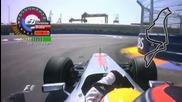 F1 Europe 2009 Onboard lap