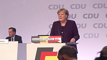 Germany: Good relations with Russia and China 'in our interest' - Merkel at CDU conference