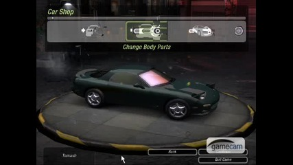 Nfs Underground 2 - How To Make Fast And Furious Rx7