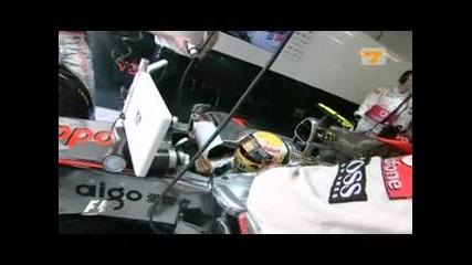 Formula 1 Унгария Квалификации част 4