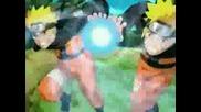 Naruto Shippuden - Team Kakashi Vs Itachi