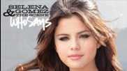 Selena Gomez The Scene - Who Says (preview Song 30sec) Full Hd