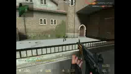 Counter - Strike:source Deatchmatch Gameplay