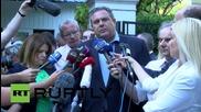 """Гърция: """"Не сме съгласни на тази сделка"""" - лидерът на АНЕЛ Каменос"""
