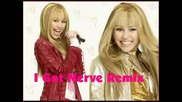 I Got Nerve Remix